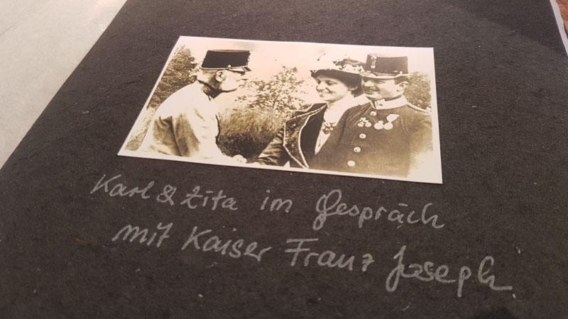 Fotoalbum Schloss Eckartsau
