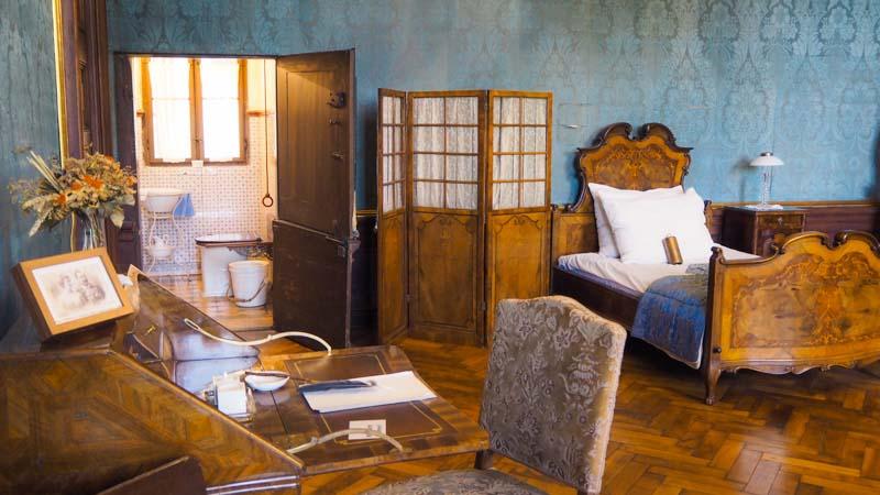 schlafzimmer eckartsau
