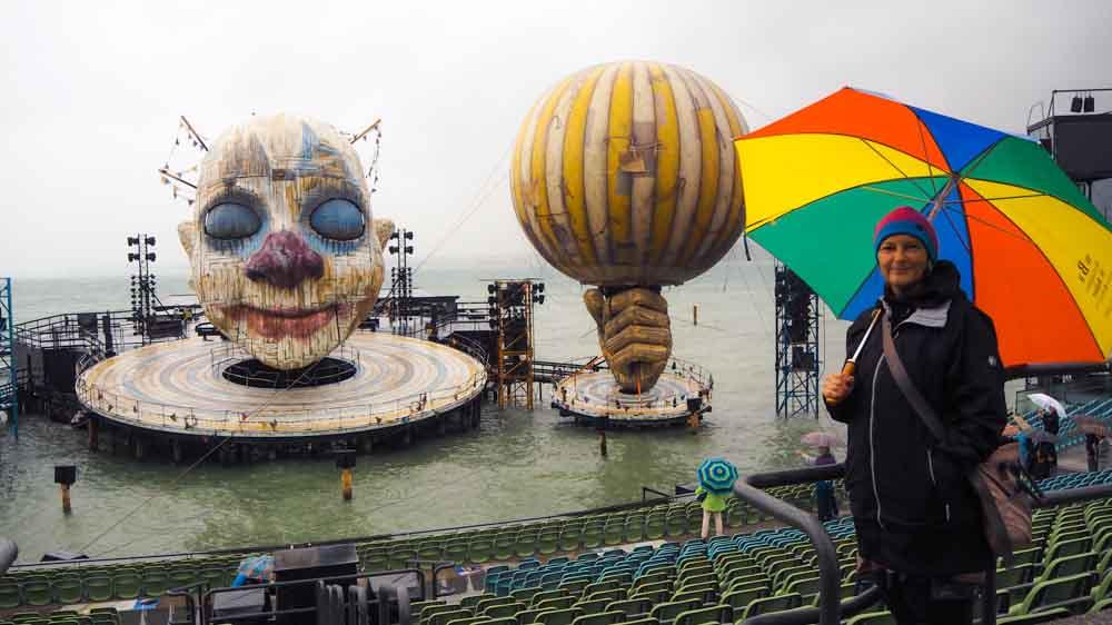 Bregenzer Festspiele Seebühne