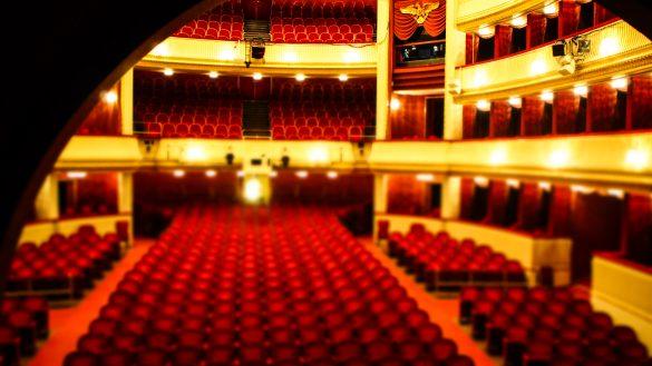 Burgtheater Innen
