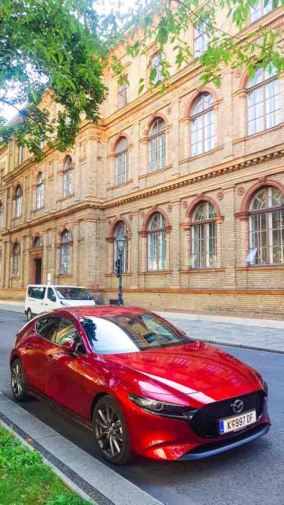 Mazda3 Klimt Wien Sightseeing (52)