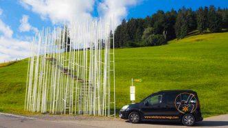 bregenzerwald krumbach bus stop