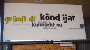 Bregenzerwald Dialekt