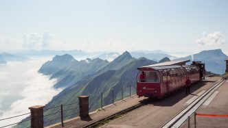 Berner Oberland Brienz Rothorn
