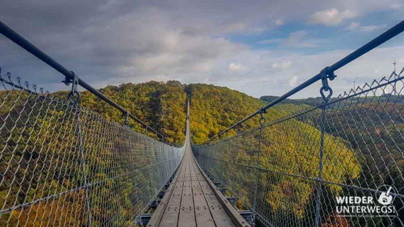 geierlay schönste hängebrücke