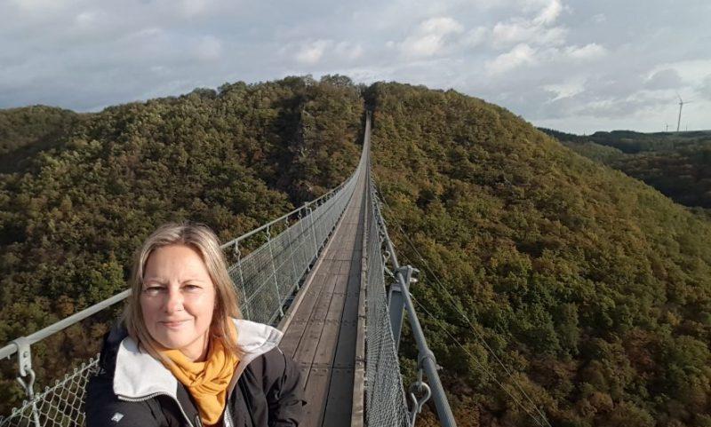 hängebrücke deutschland