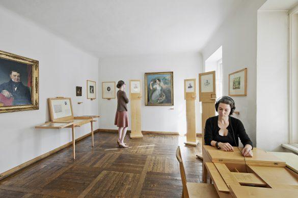 Beethoven Pasqualatihaus Innenansicht Foto 01 1 Hertha Hurnaus