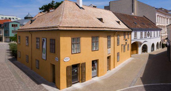 Beethovenhaus Baden 2019 Tag Von Oben CityCopterCam 1772x938