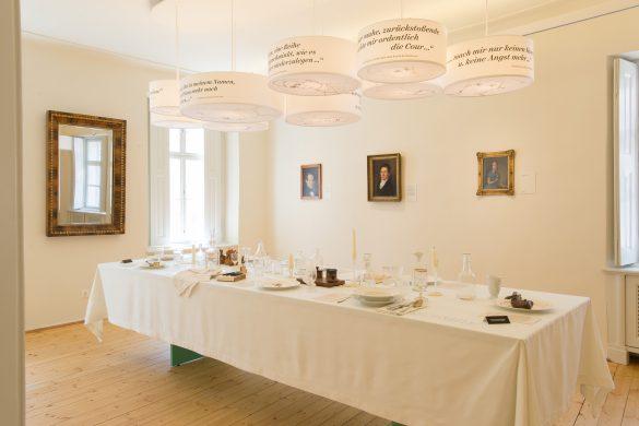 Beethovenhaus Tisch