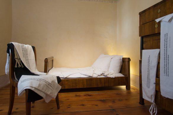 Schlafzimmer Beethovenhaus