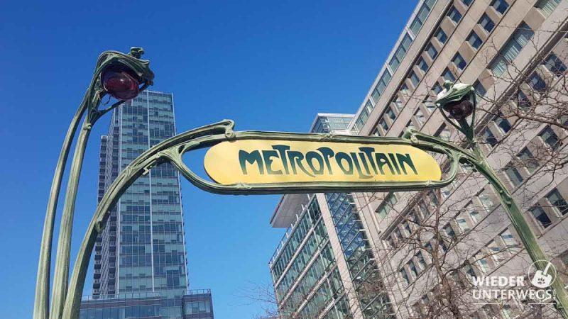 metro in montreal