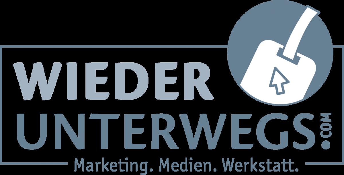 Wiederunterwegs Agentur Logo