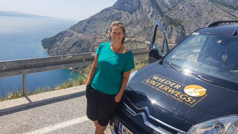 Wiederunterwegs Reisebloggerin Angelika Mandler-Saul
