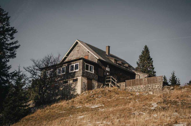 Waldfreundehütte