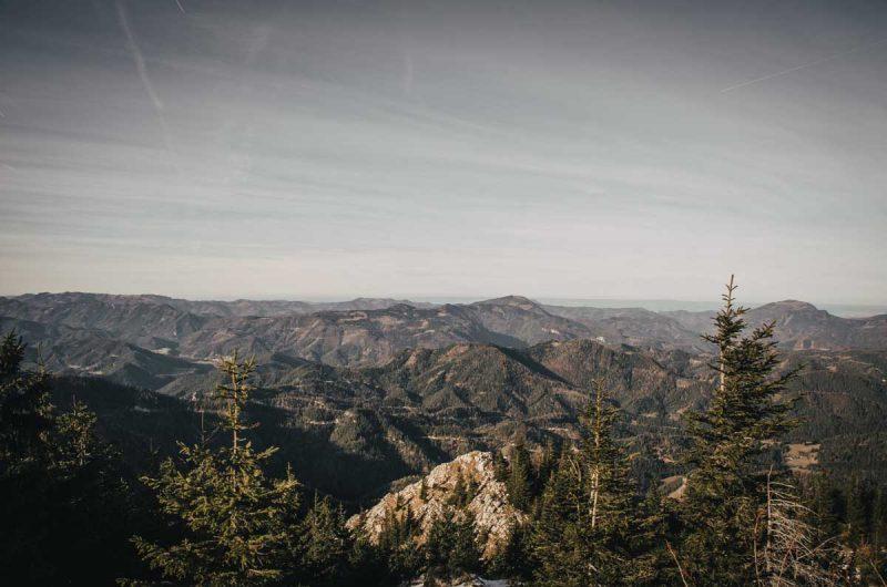 Ausblick vom Obersberg