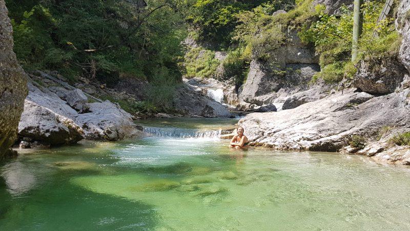 WildBaden Ötschergräben naturbadeplatz