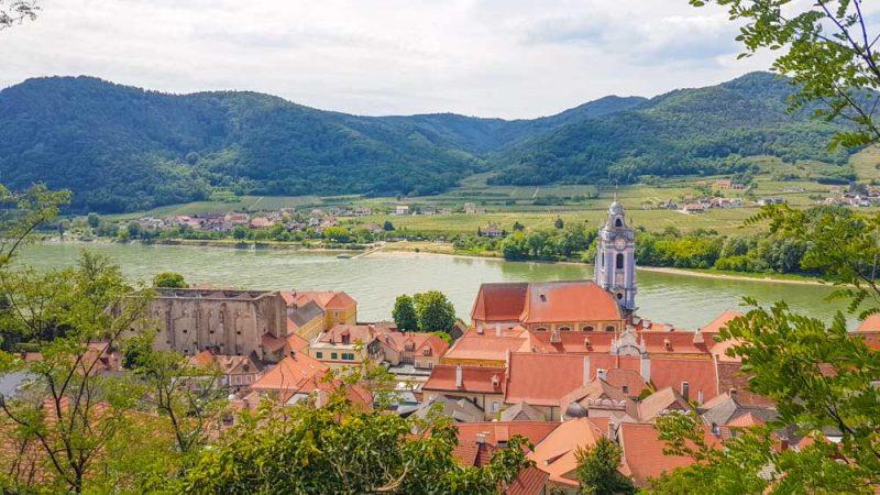 Dürnstein Stiftskirche