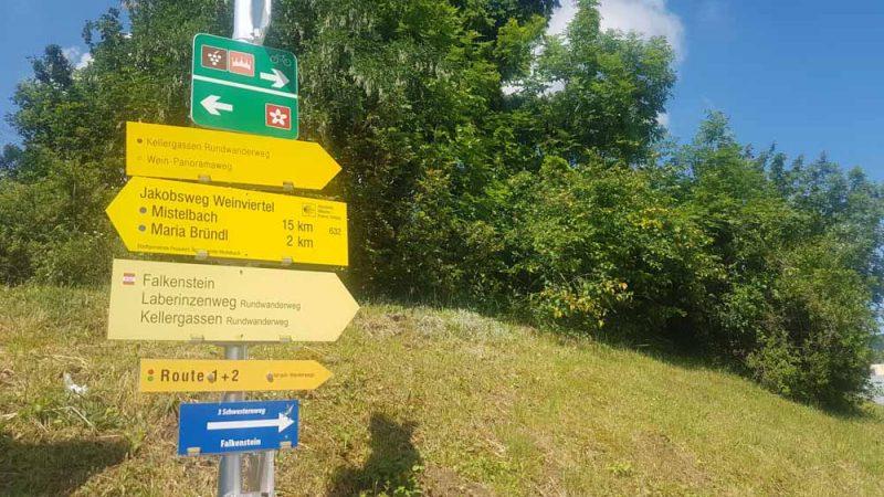 wanderwege poysdorf