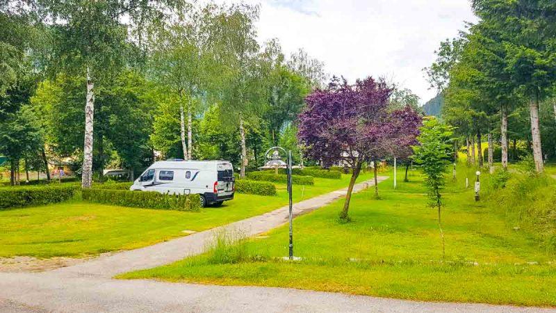 Camping Maltatal Kärnten