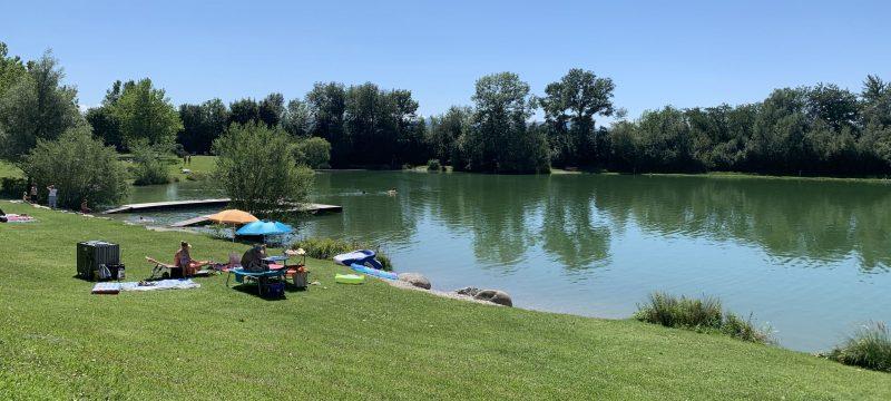 Badezone Ebersdorfer See