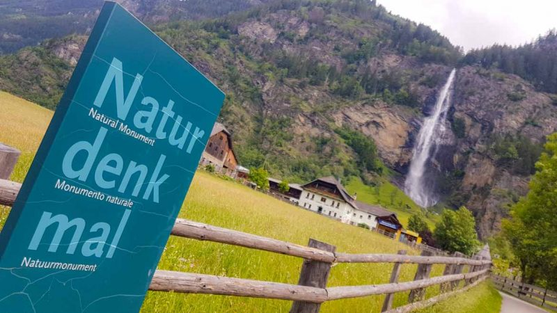 Naturdenkmal Fallbachfall