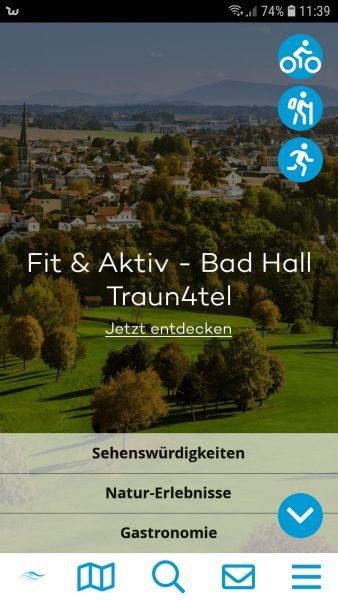 App bad hall