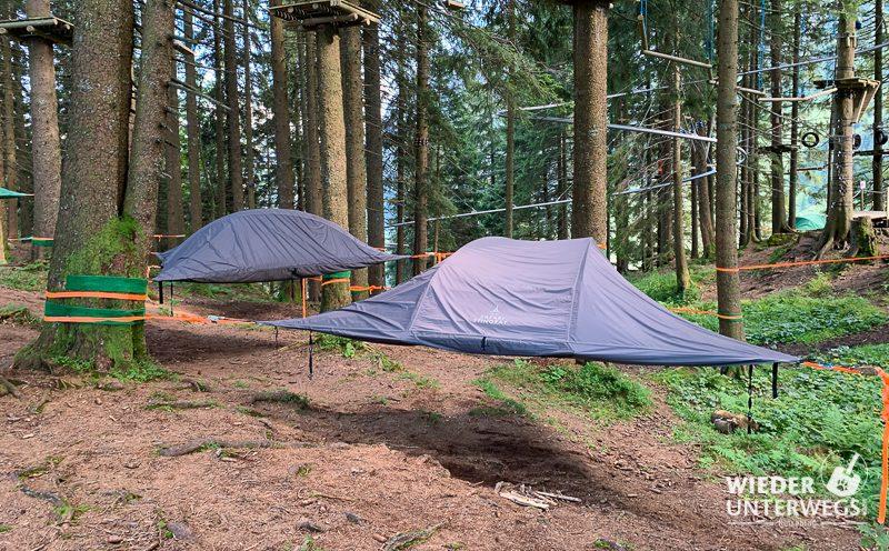 tree tents pilatus
