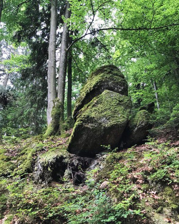 steine stillensteinklamm