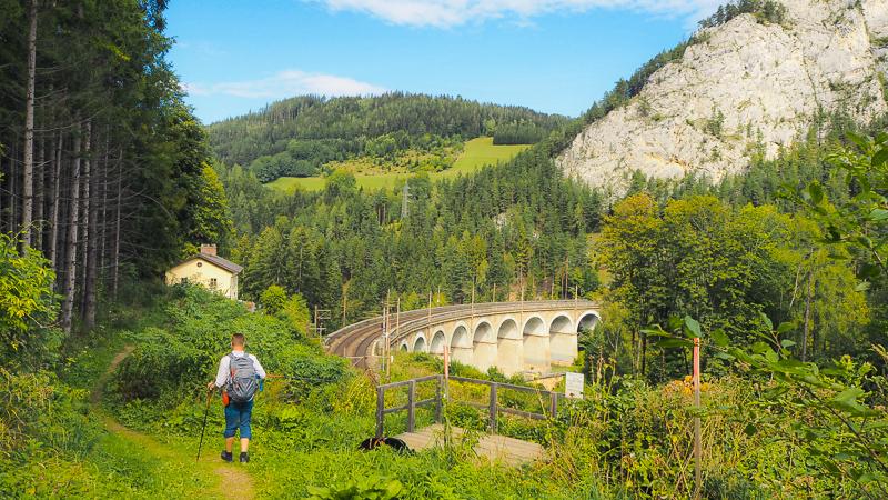 Bahnwanderweg Viadukt
