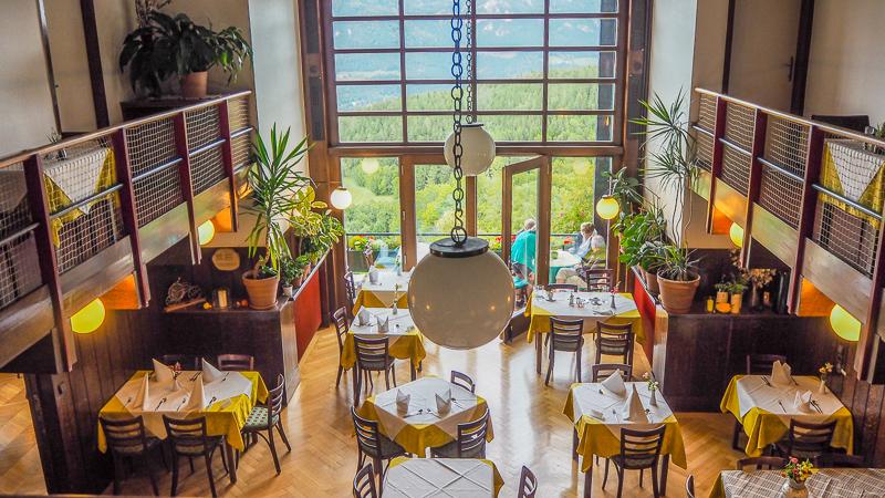 restaurant looshaus