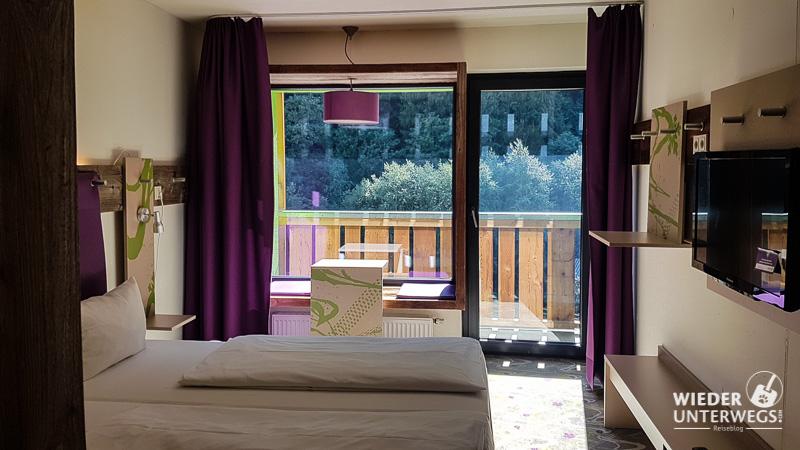 Zimmer im Explorer Hotel
