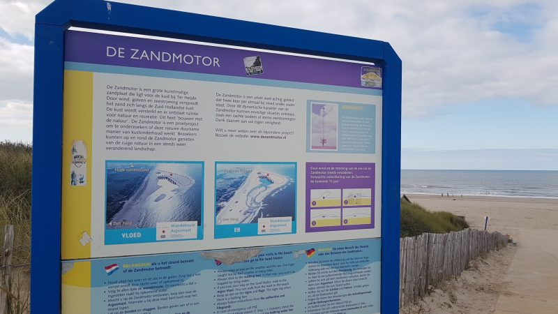 Holland Tipps Zandmotor