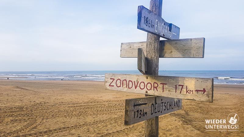 Holland Tipps am Strand