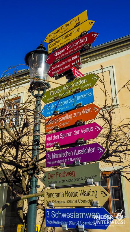 Wo die Wanderwege in Falkenstein starten