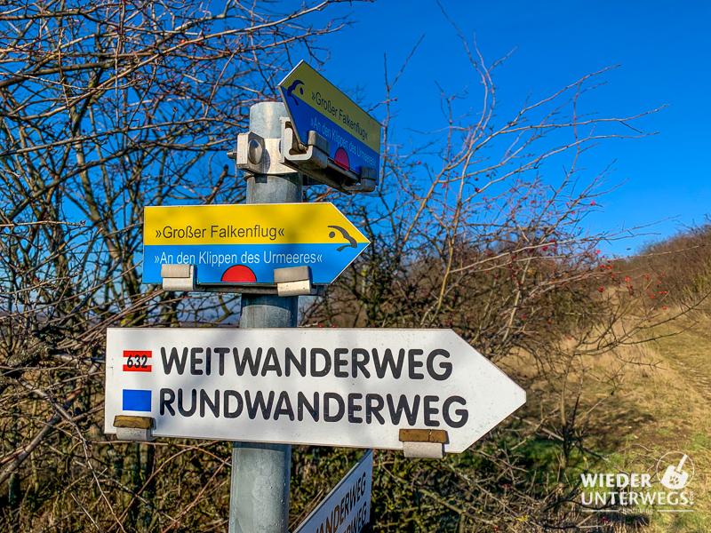 Alle Wanderwege Falkenstein