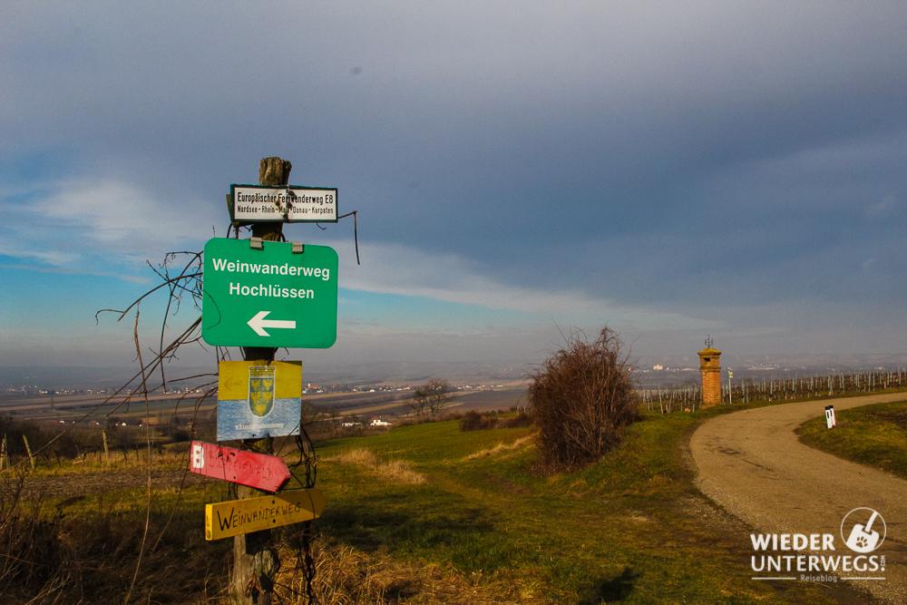 Wanderweg Mailberg
