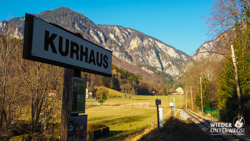 Kurhaus Bahnstation Reichenau