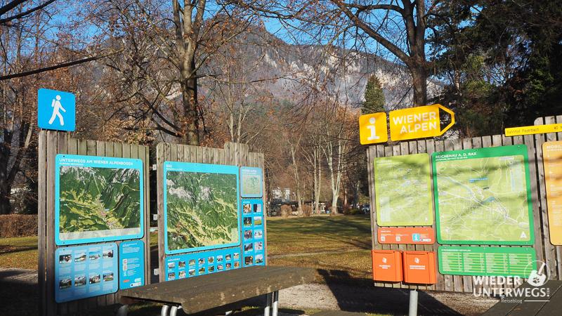 Kurpark Reichenau Villenwanderung