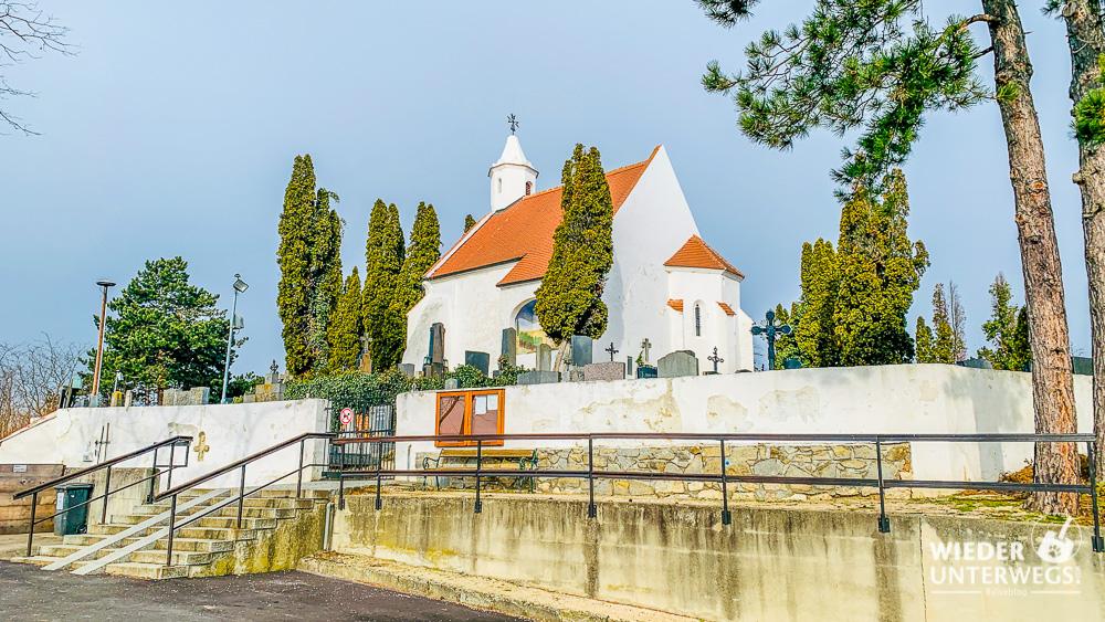 Kunigundenkirche  Mailberg
