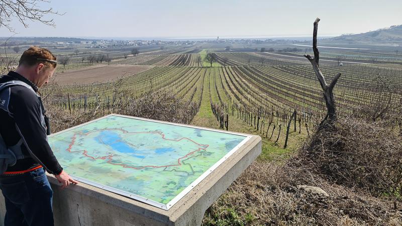 Weinlehrpfad UNESCO Jois Neusiedler See