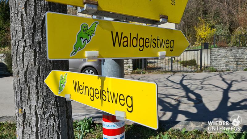 wanderwege spitz