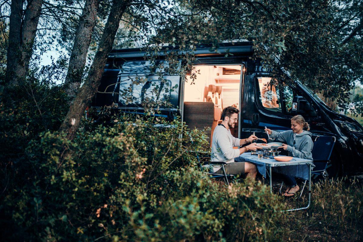 Wohnmobil mieten in Österreich mit Paulcamper