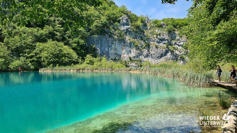Plitvicer Seen eingang 1