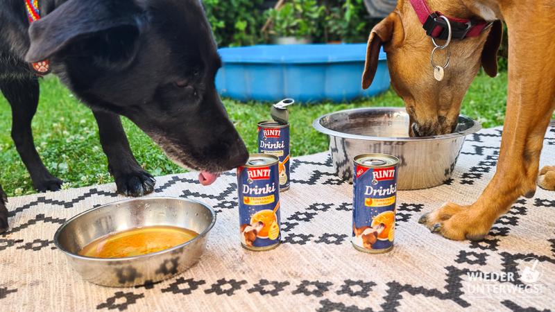 hunde produkttest Trinksnack
