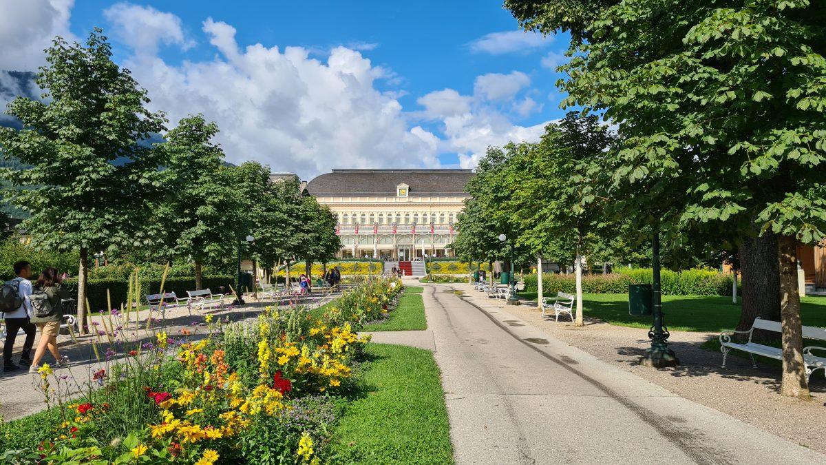 Bad Ischl Kurpark Theater