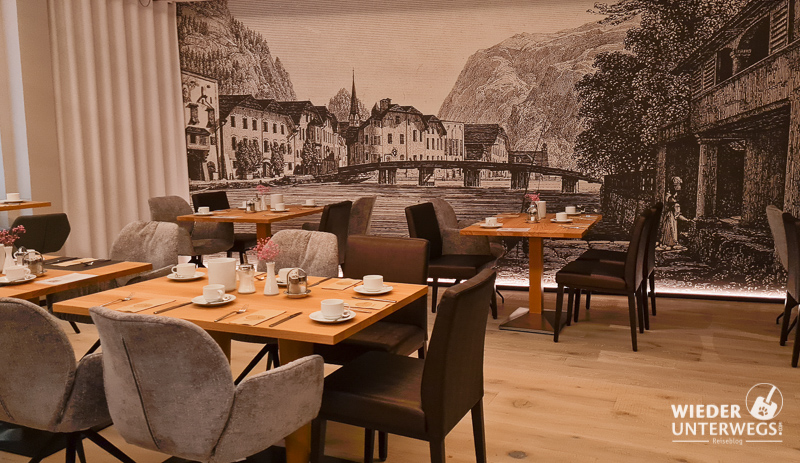 Gemälde Frühstücksraum Goldenes Schiff