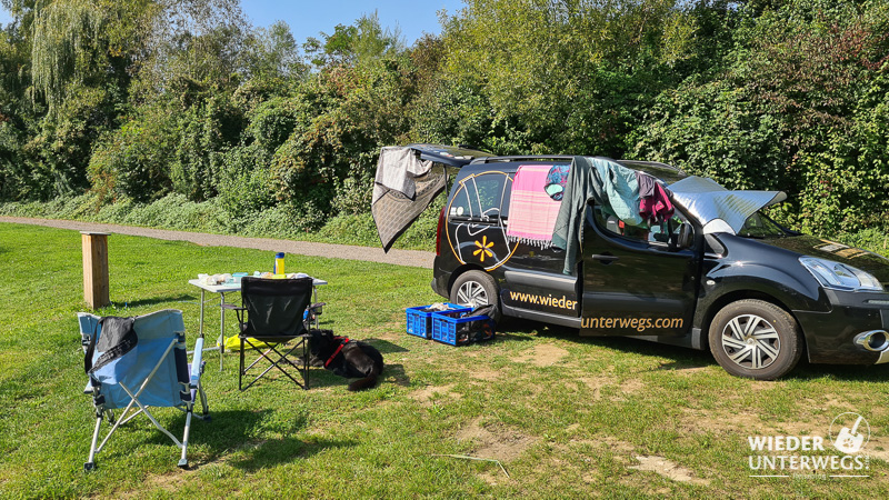 camping mit hund pielachtal camping