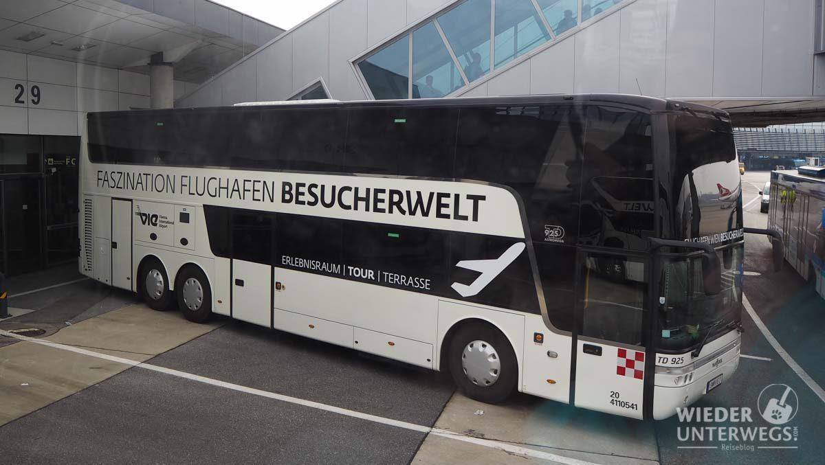 Bus Flughafen wien