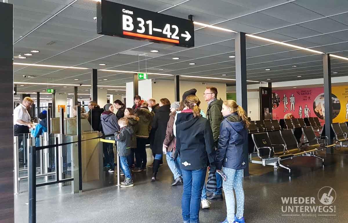 Gate Flughafen Schwechat