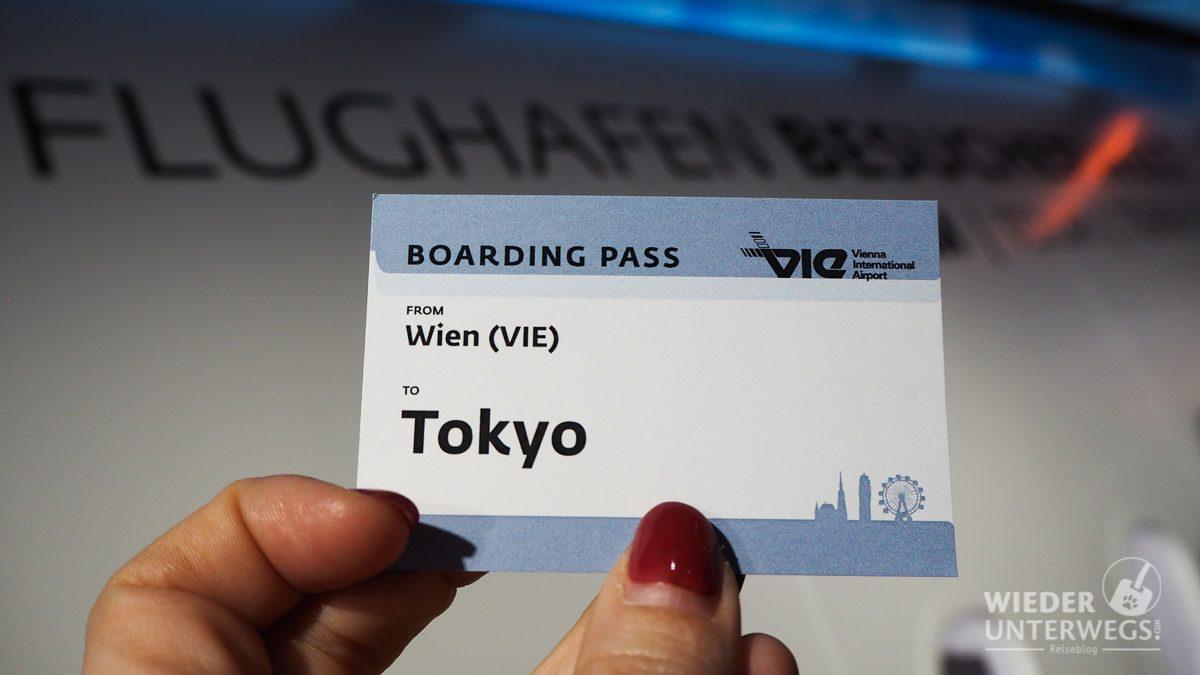 Flughafen Wien Besucherwelt Ticket